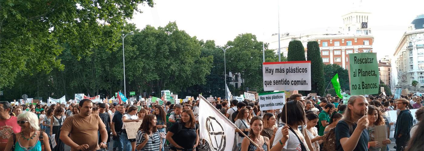 justicia climática